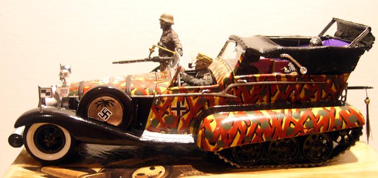 Rommel S Rod Built Up
